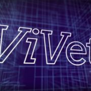 Vivet logo animation screenshot