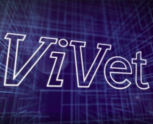 Vivet logo animation screenshot