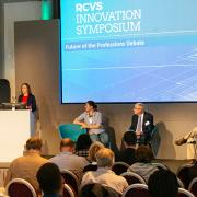 Speakers at the ViVet Innovation Symposium 2019