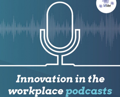 Innovation in the workplace podcasts